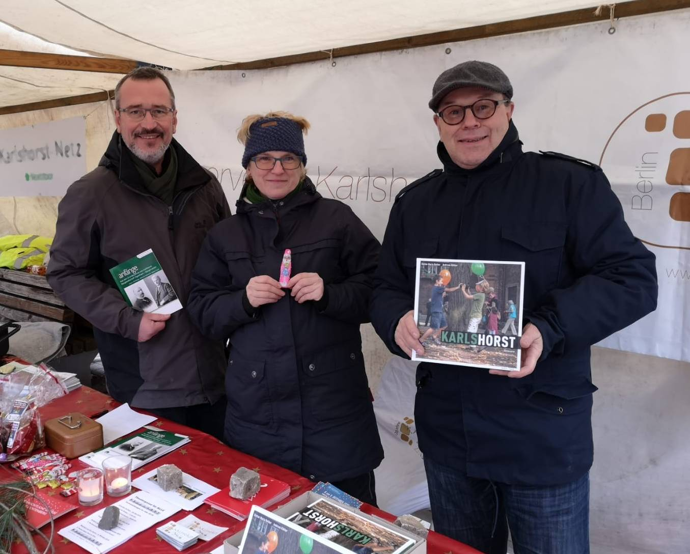 Weihnachtsmarkt Karlshorst.Karlshorster Weihnachtsmarkt 2018 Bürgerverein Karlshorst E V